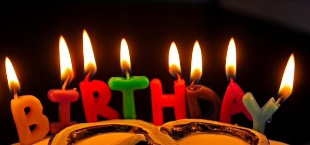 34回目の誕生日を迎えることになりました