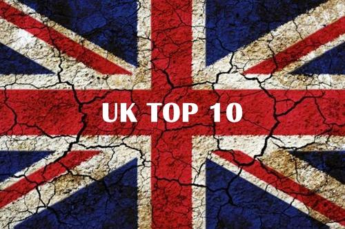 UK TOP 40 の中から選ぶ、ワールドトラベラーズ的 UK TOP 10