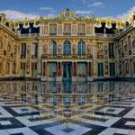 噴水庭園を有するヴェルサイユ宮殿の一部が高級ホテルに