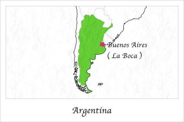 アルゼンチン( 再入国 )で使ったお金