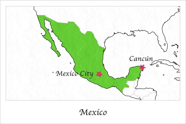 メキシコで使ったお金