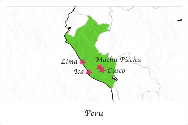 ペルーで使ったお金